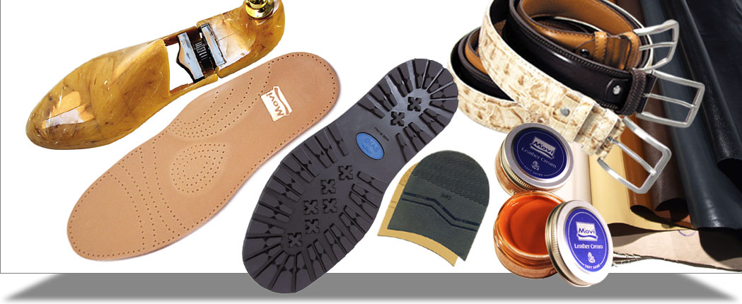 Registered in Genova in 1947, FRATELLI BARBIERI Srl is leader in supplying  products, materials and accessories for shoe care and shoe repair, with  more than ...